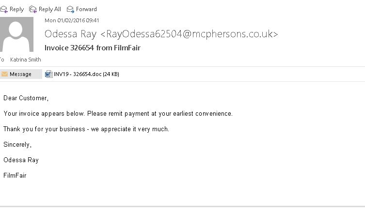 Beware hmrc scam emails and texts mcphersons chartered the below email came through to mcphersons and appeared to be from rayodessa62504mcphersons an email address which doesnt exist spiritdancerdesigns Gallery